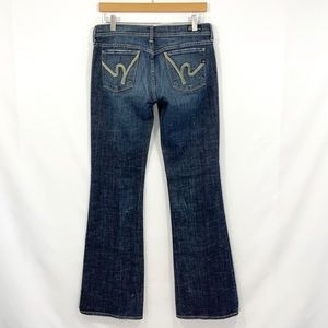 Citizens of Humanity Low Waist Blue Jeans 29 A22